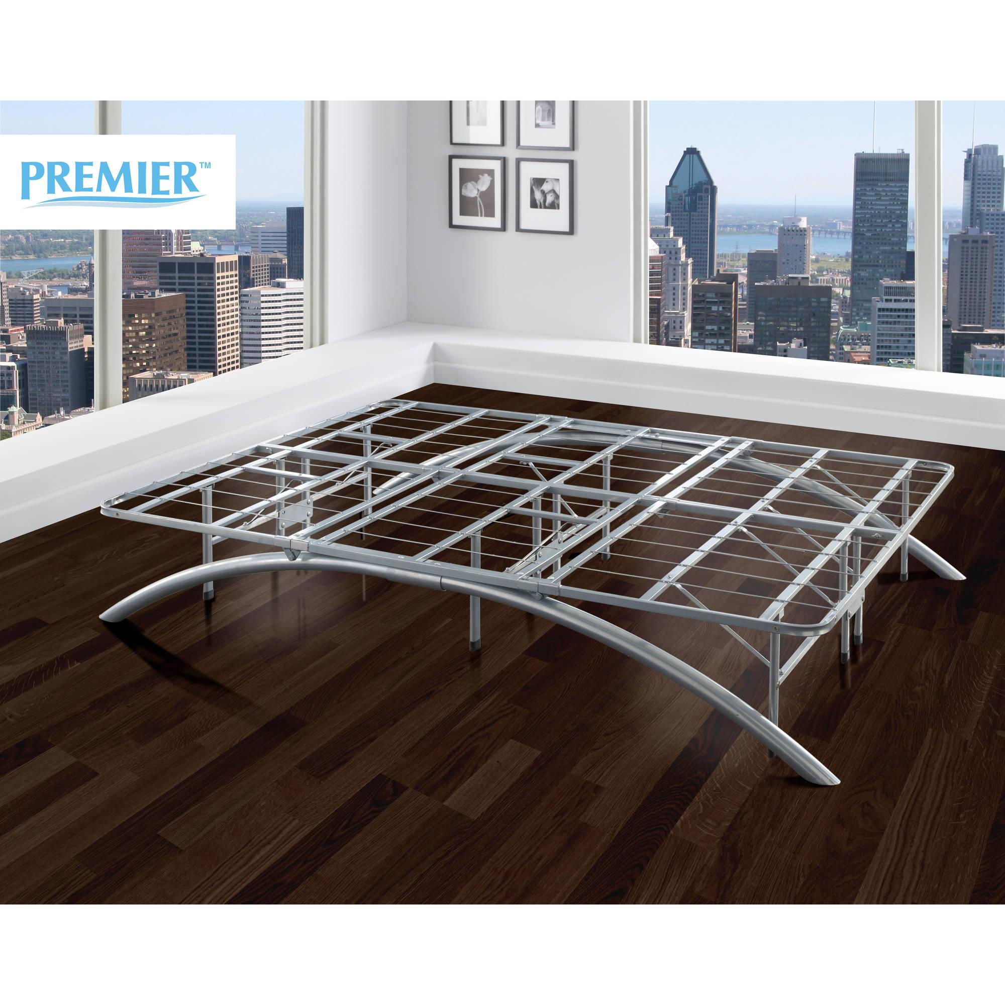 Premier Ellipse Arch Platform Bed Frame Multiple Colors
