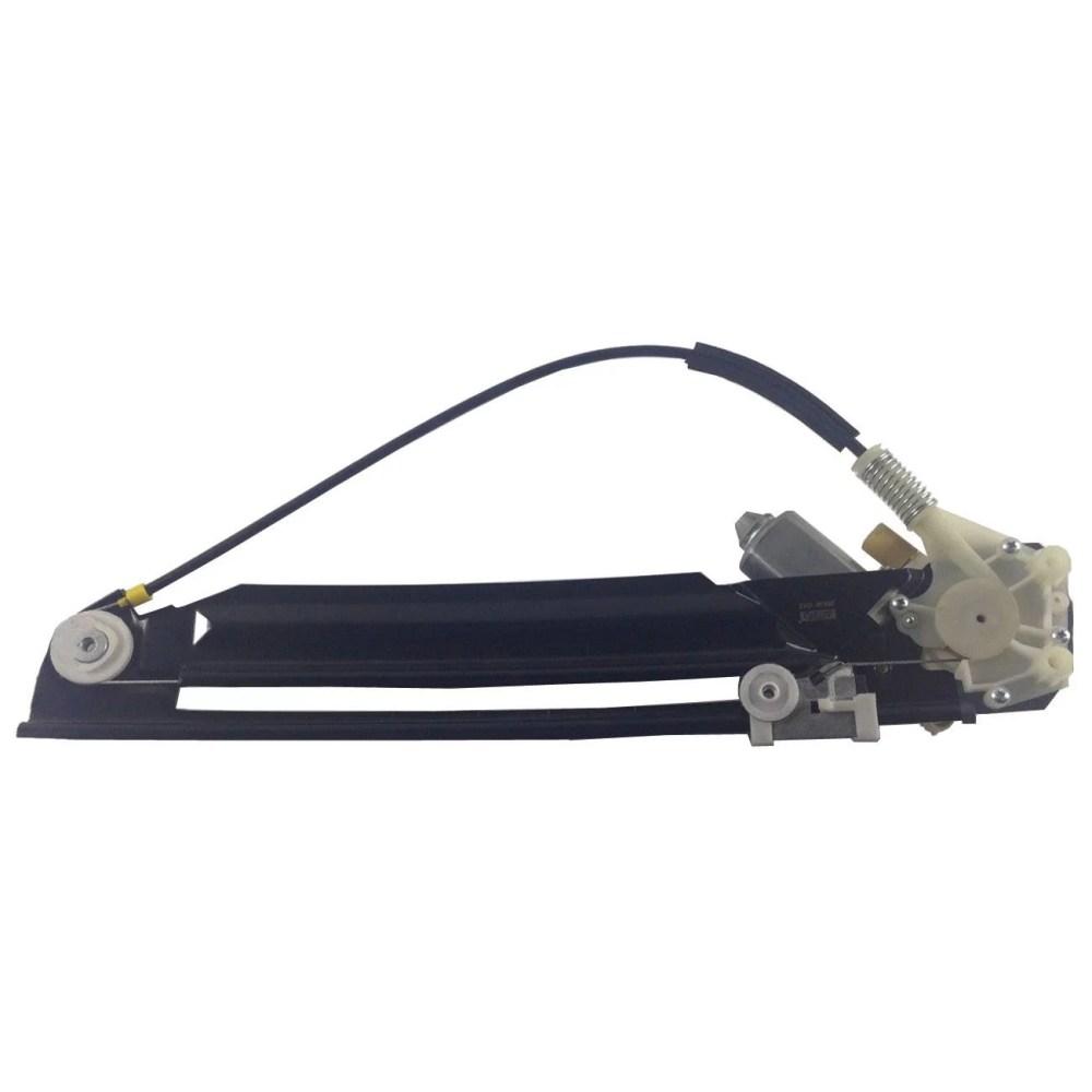 medium resolution of autopa 51358252429 rear left window regulator with motor for bmw e39 525i 528i 530i 540i walmart com