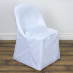 Party Chair Covers Walmart Dining Room Sets 6 Chairs Balsacircle Folding Round Polyester Slipcovers For Wedding Reception Decorations Com