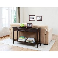 Canopy Cornerstone Collection Sofa Table, Multiple ...