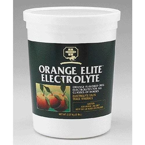 - Electrolyte Orange - 5 Lb Replaces electrolytes lost ...