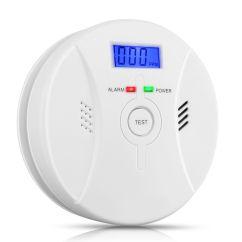 Kitchen Smoke Detector Outdoor Images Detectors Walmart Com Product Image Carbon Monoxide Alarm Profession Home Safety Co Poisoning Gas Sensor Warning
