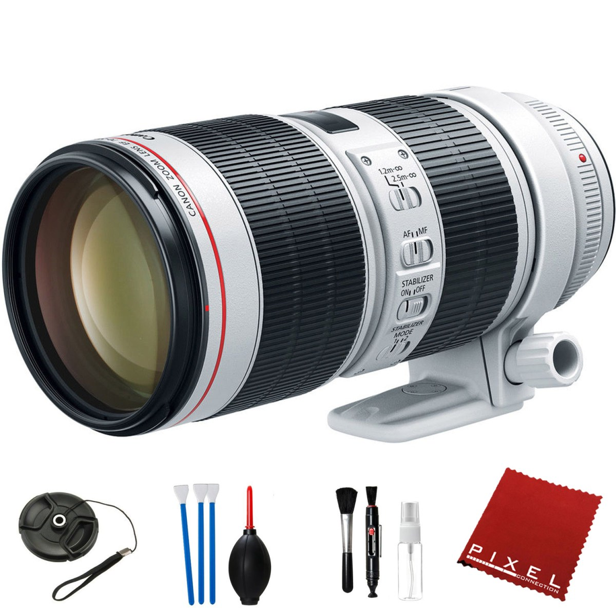 Canon EF 70-200mm f/2.8L IS III USM Lens with Pro Cleaning Kit