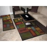 Prism 3-Piece Area Rug Set - Walmart.com