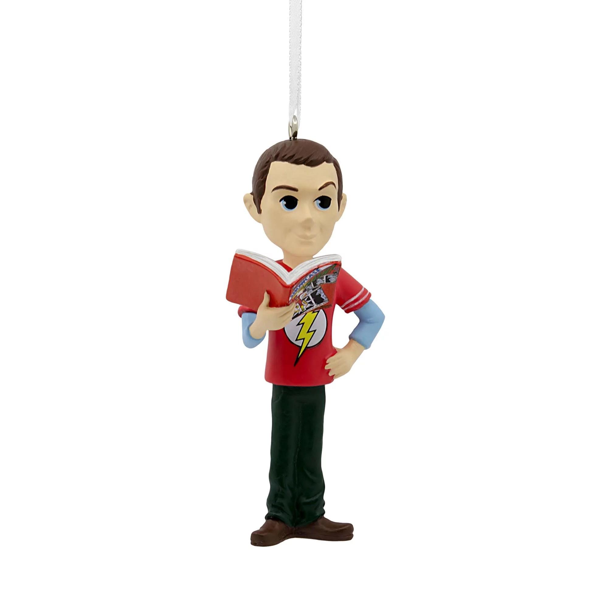 Big Bang Theory Christmas Ornament