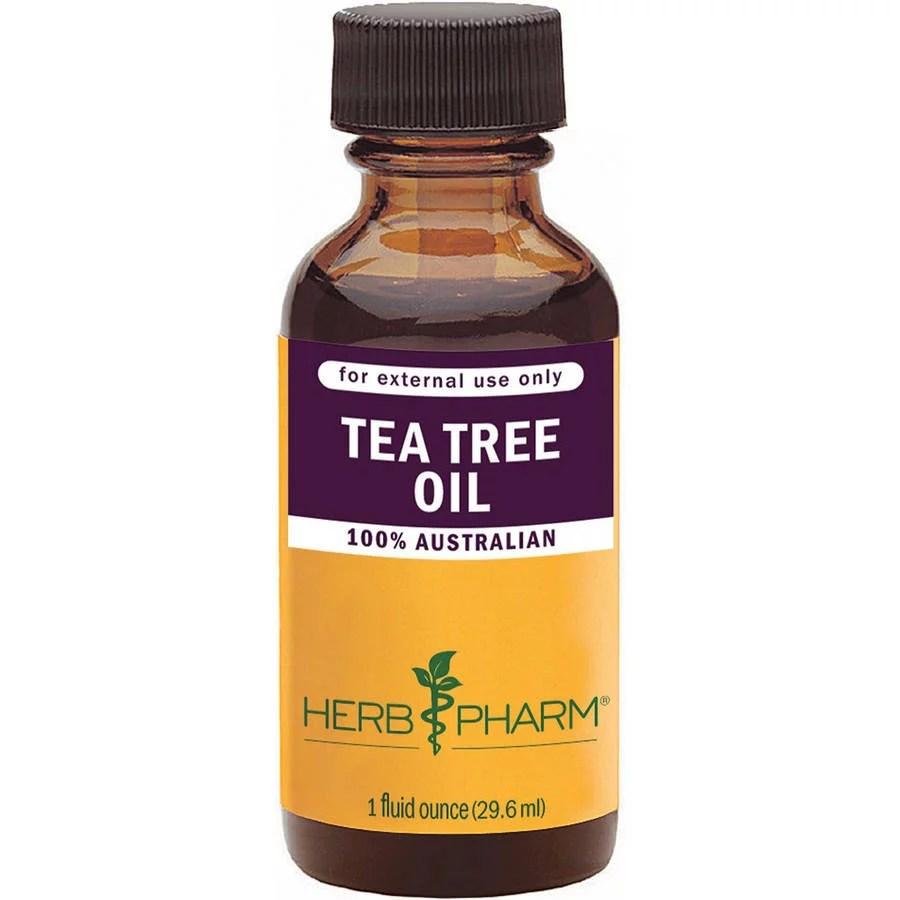 Herb Pharm Tea Tree Oil Steam-Distilled Essential Oil 1 ...