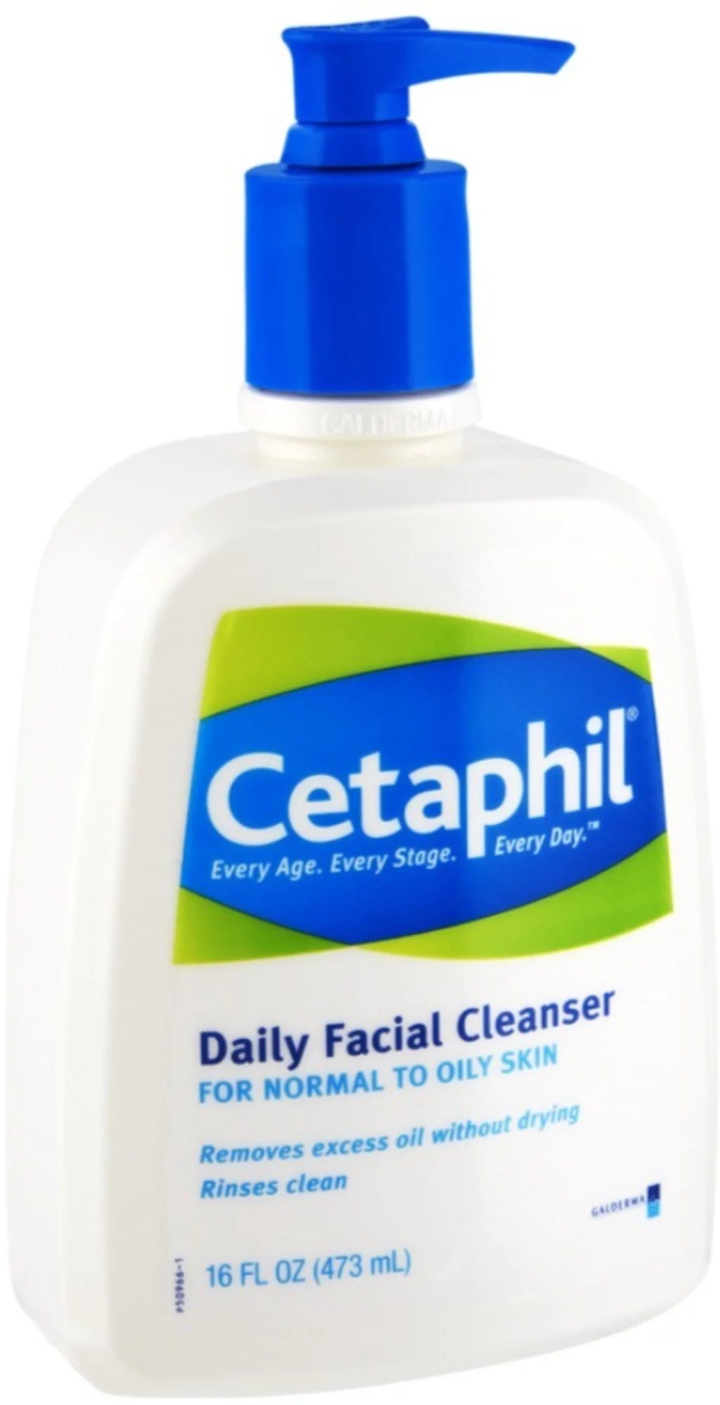 2 Pack - Cetaphil Daily Facial Cleanser Normal to Oily ...