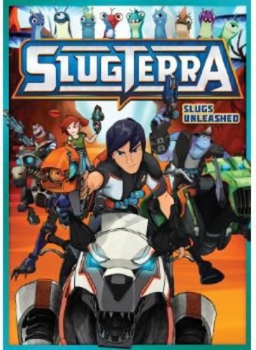 slugterra slugs unleashed dvd
