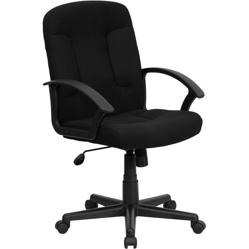 walmart computer chairs washable bean bag flash furniture mid back task office and chair com