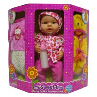 My Sweet Love Baby Doll and Accessories - Walmart.com