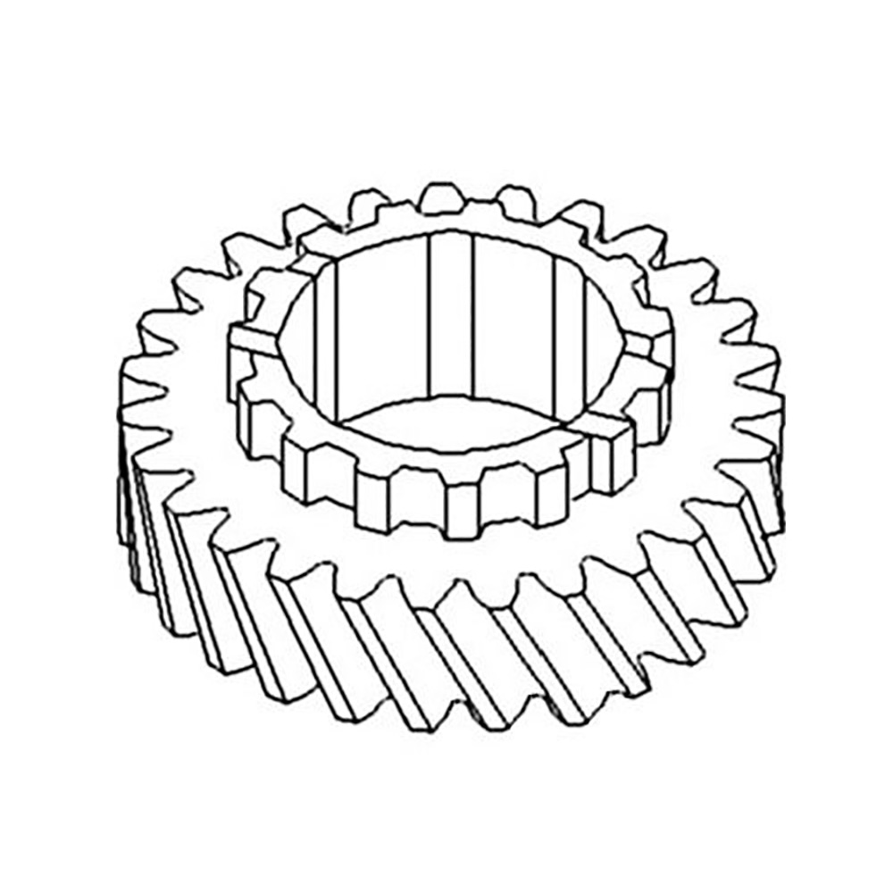 70246529 New 3rd Gear Made To Fit Allis Chalmers 180 185