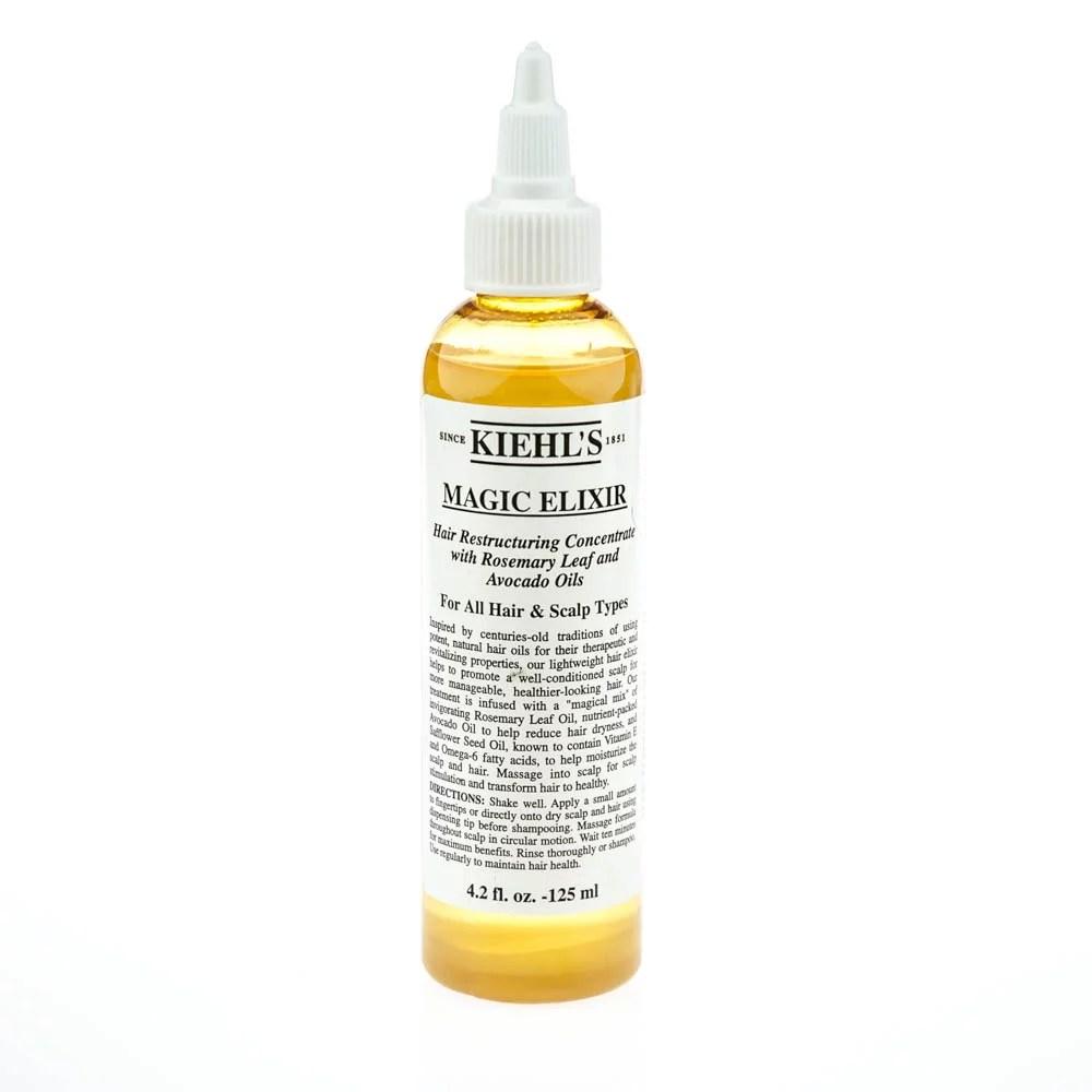 Kiehl's - Magic Elixir Hair Restructuring Concentrate By Kiehl'S - 4.2 Oz Oil - Walmart.com - Walmart.com
