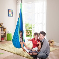 Hanging Chair For Baby Covers Dark Grey Children Hammock Garden Furniture Swing Indoor Outdoor Seat Child Patio Walmart Com