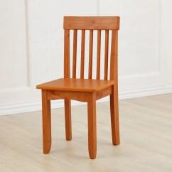 Kidkraft Avalon Chair Bedroom Diy Wooden Single Classic Back Desk For Children Honey Walmart Com