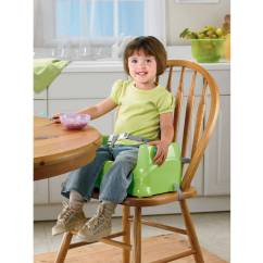 Toddler Chair Booster Seat Gold Spandex Covers Wholesale Fisher Price Healthy Care Walmart Com