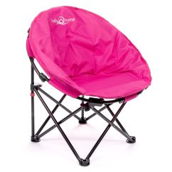 Lucky Bums Camp Chair Orange Living Room Chairs Youth Moon Medium Pink Walmart Com