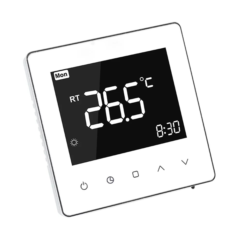 WiFi Smart Thermostat, LCD Touch Screen Temperature