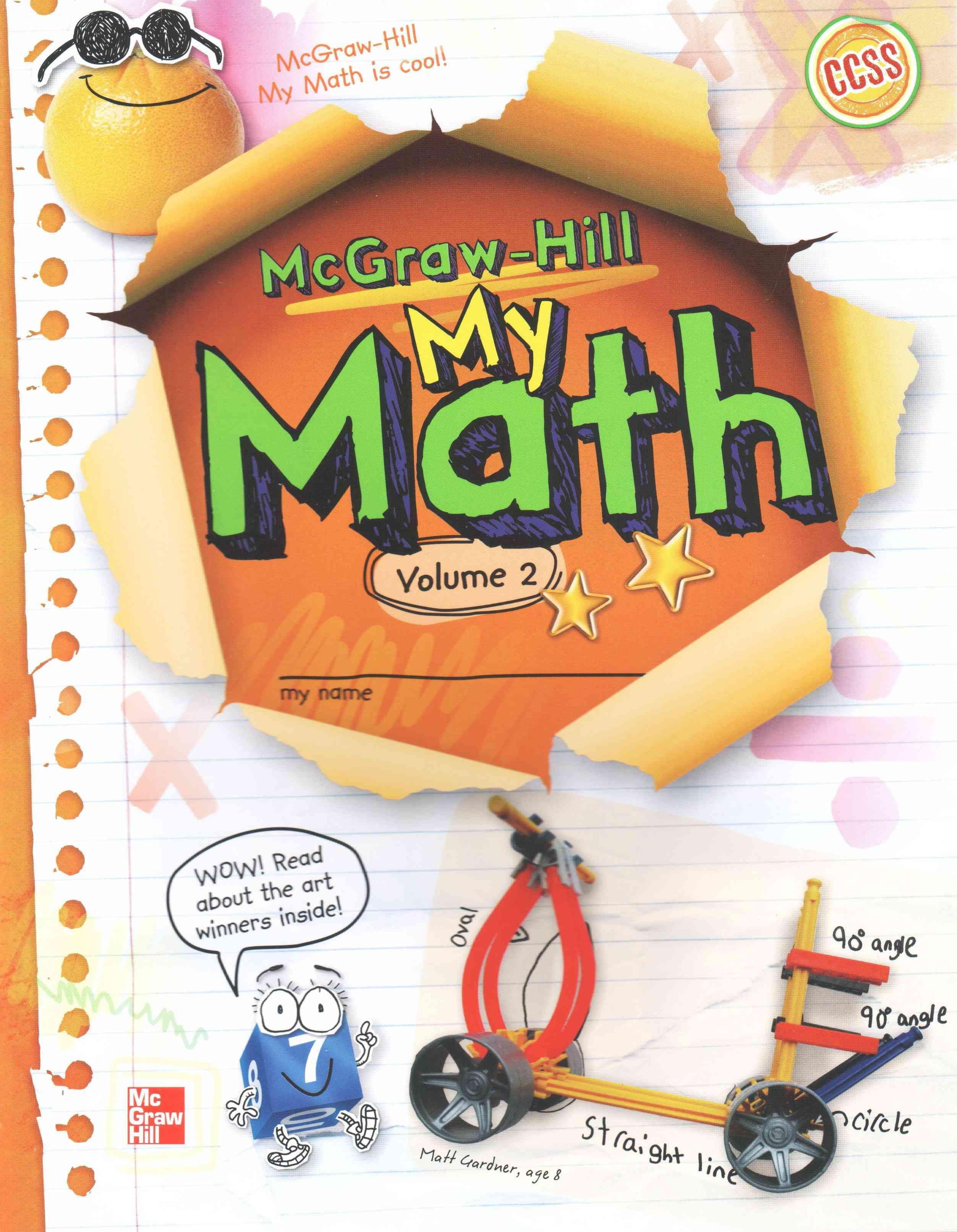 Elementary Math Connects Mcgraw Hill My Math Grade 3