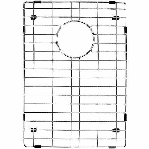 vigo kitchen sink bottom grid 12 x 18