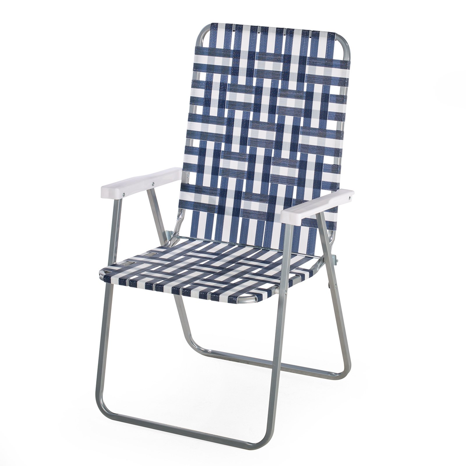 Woven Lawn Chair Coral Coast Classic Woven Folding Lawn Chair