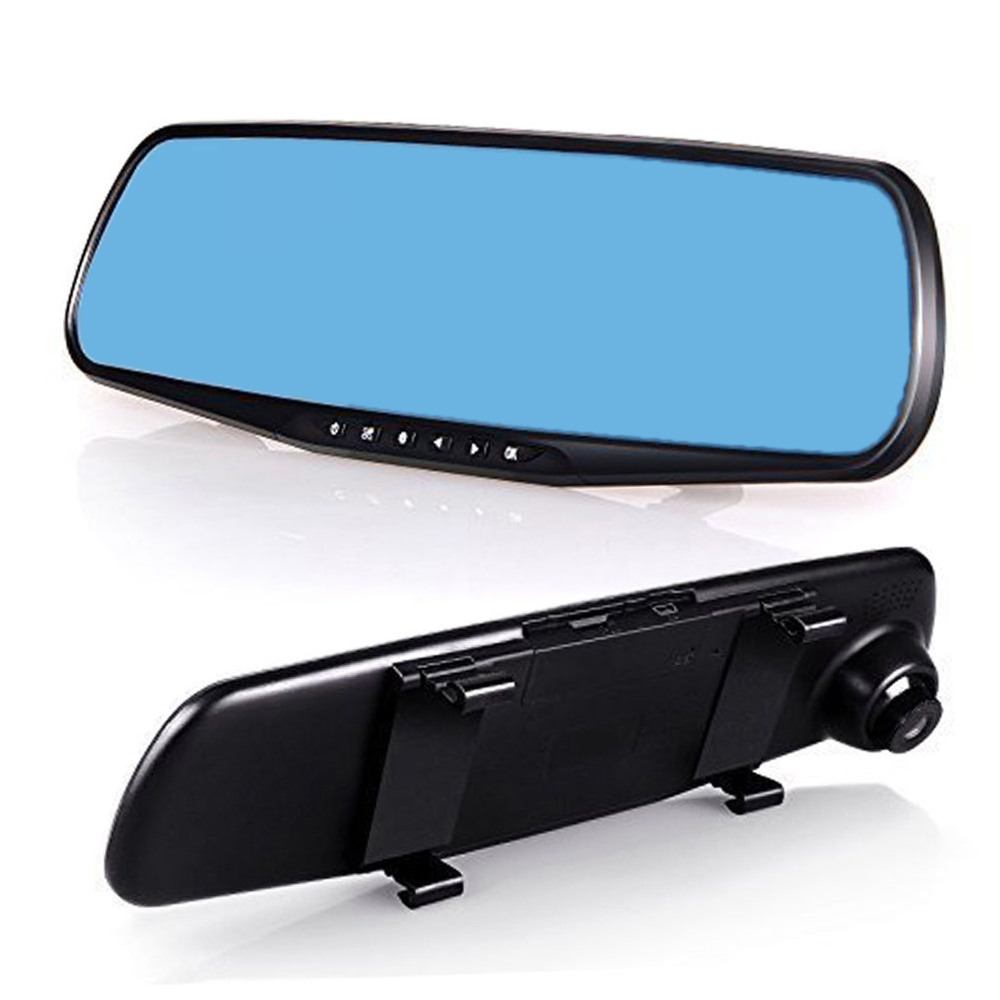 small resolution of 1080p car dvr rearview mirror camera video recorder g sensor 2 8 tv mounting diagrams rearview mirror wiring diagram tv