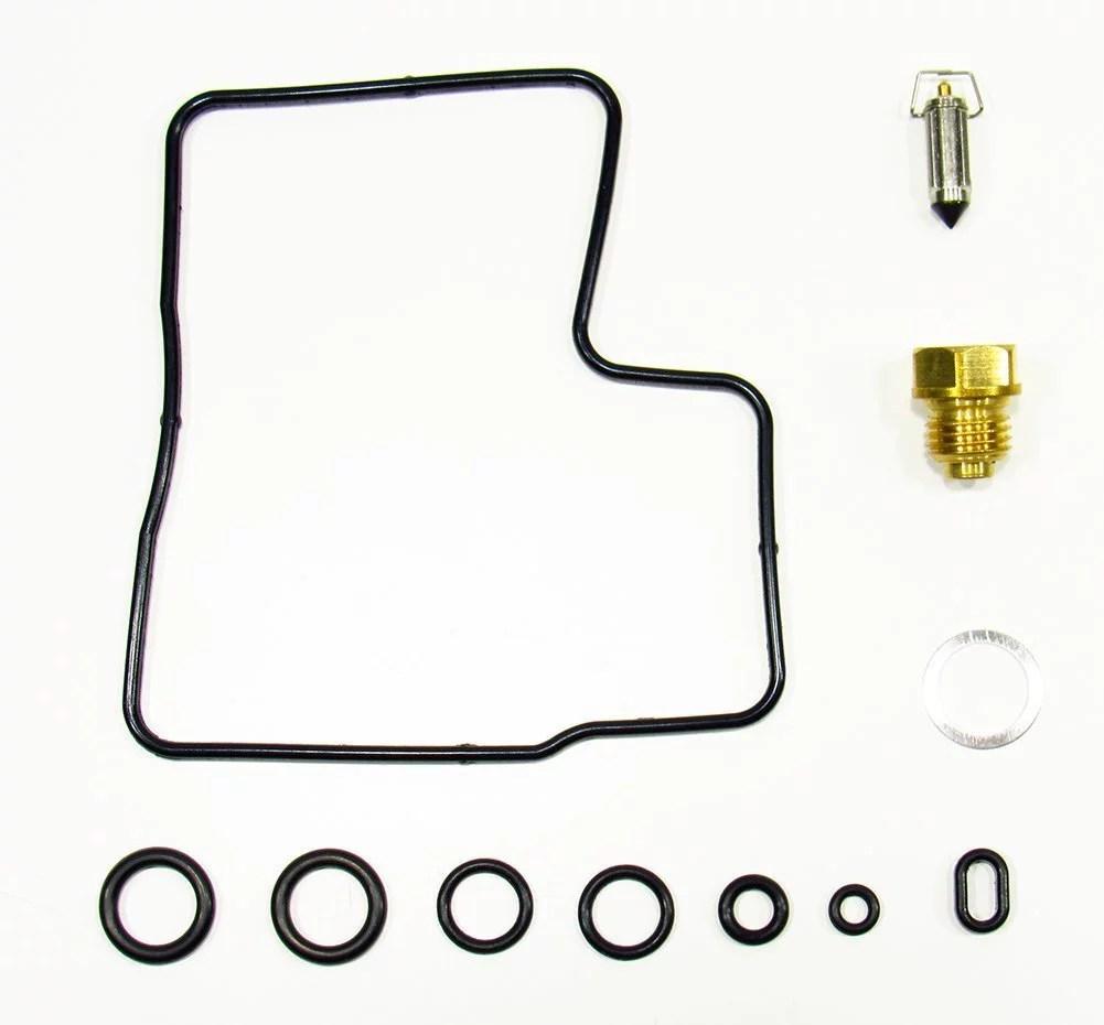 Outlaw Racing OR2729 Carburetor Carb Repair O-Ring Rebuild