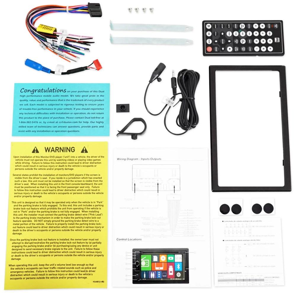 medium resolution of dual xdvd236bt wiring harness 29 wiring diagram images mazda bt 50 radio wiring diagram