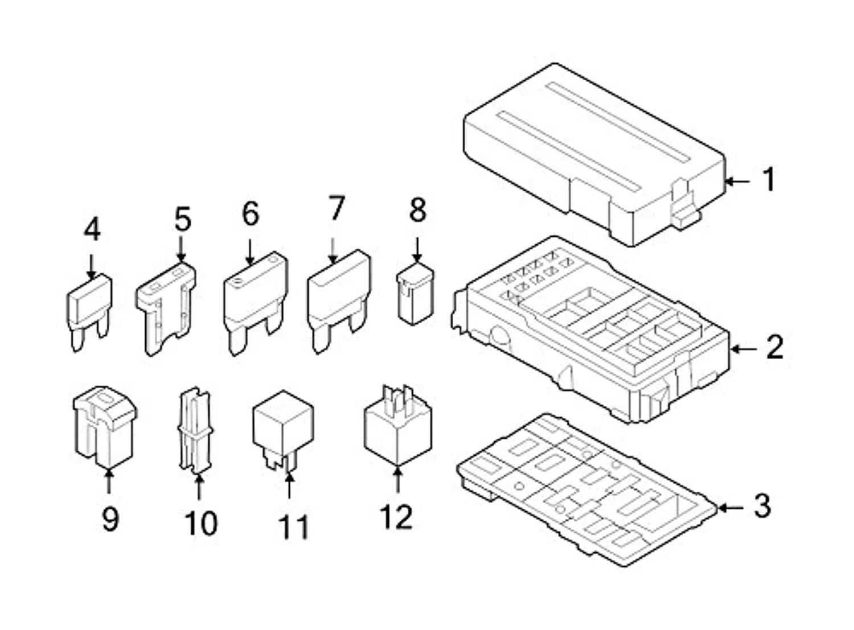 Ford 9l3z Fa Circuit Breaker Assembly