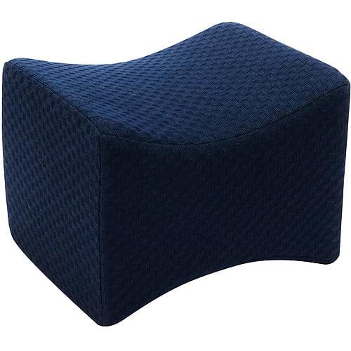 Carex Memory Foam Knee Pillow Cushion Walmartcom