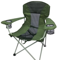 Camping Chairs At Walmart Red Kitchen Table And Ozark Trail Oversize Mesh Quad Chair Com