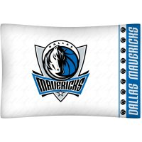 NBA Dallas Mavericks Pillowcase Sham Set Basketball ...