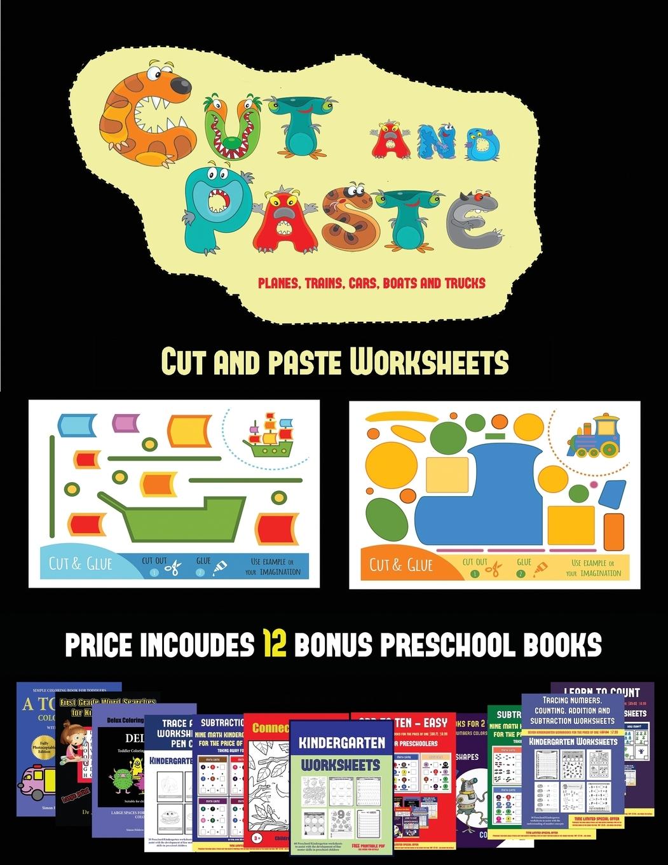 Cut And Paste Worksheets Cut And Paste Worksheets Cut
