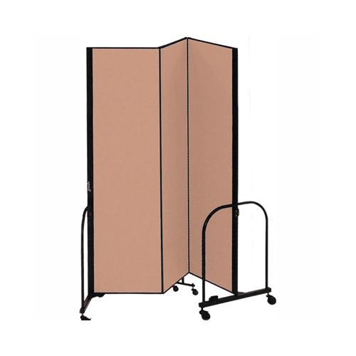 FREEstanding Portable Room Divider SCXCFSL683DO  Walmartcom