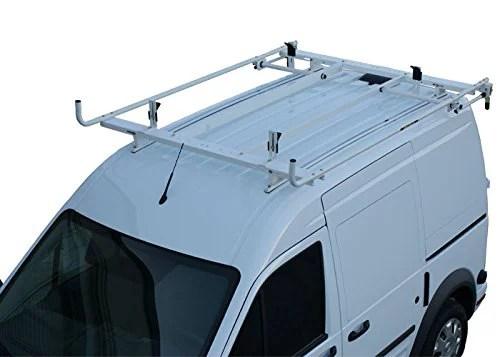 kargo master 40873 single clamp lock ladder rack new old transit connect nv200 walmart com