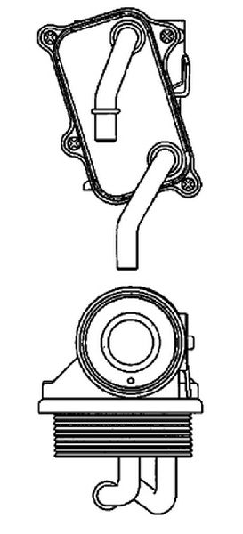 OE Replacement for 1998-2000 Mercedes-Benz C43 AMG Engine