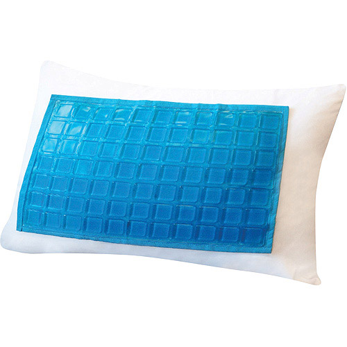 fresh ideas cooling gel pillow protector by levinsohn walmart com