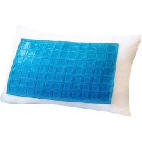 Fresh Ideas Cooling Gel Pillow Protector by Levinsohn ...