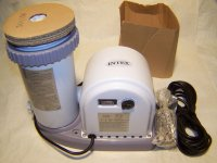 Intex 1500 GPH Above Ground Pool Filter Pump REPLACEMENT ...