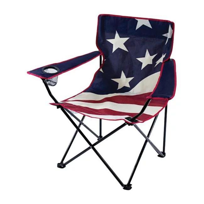 Quik Shade 8015821 USA Folding Chair  Walmartcom