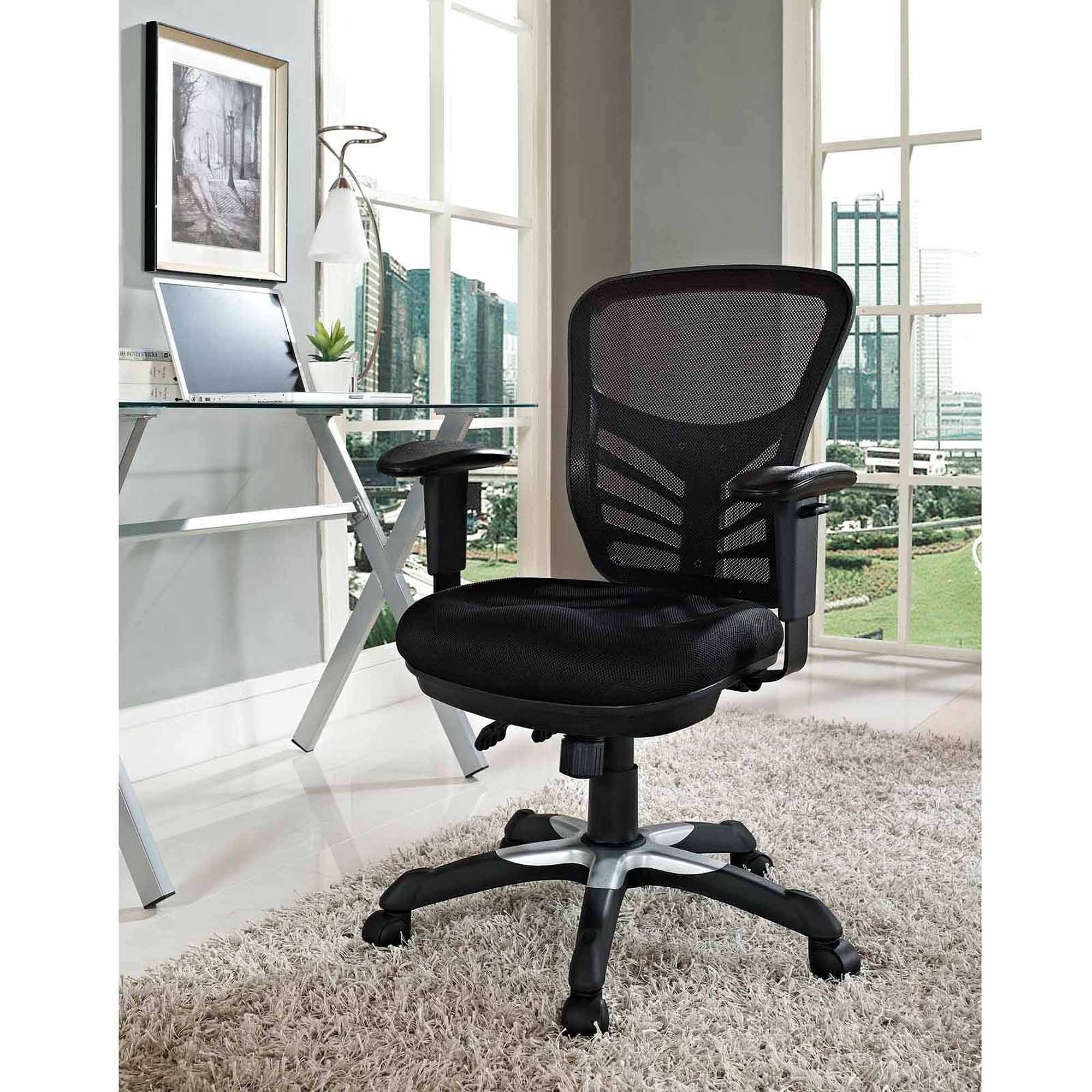 co design office chairs old wooden chair modway articulate mesh back and seat multiple colors walmart com