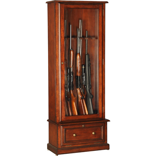 American Furniture Classics 8 Gun Cabinet