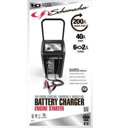 schumacher battery charger wiring diagram 200 [ 1500 x 1500 Pixel ]
