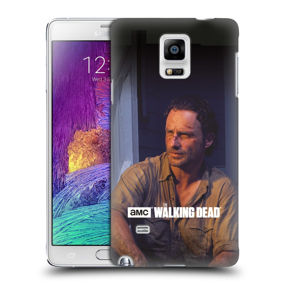 medium resolution of official amc the walking dead filter character hard back case for samsung phones 2