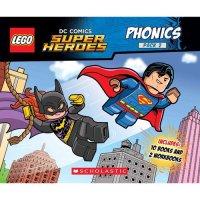 Lego DC Super Heroes Phonics Set - Walmart.com