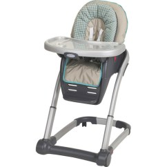 Graco High Chair 4 In 1 Convertible Lounge Blossom Clairmont Walmart Com
