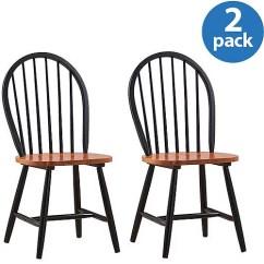 Black Farmhouse Chairs Chair Cover Rental Hilo Boraam Set Of 2 Multiple Colors Walmart Com