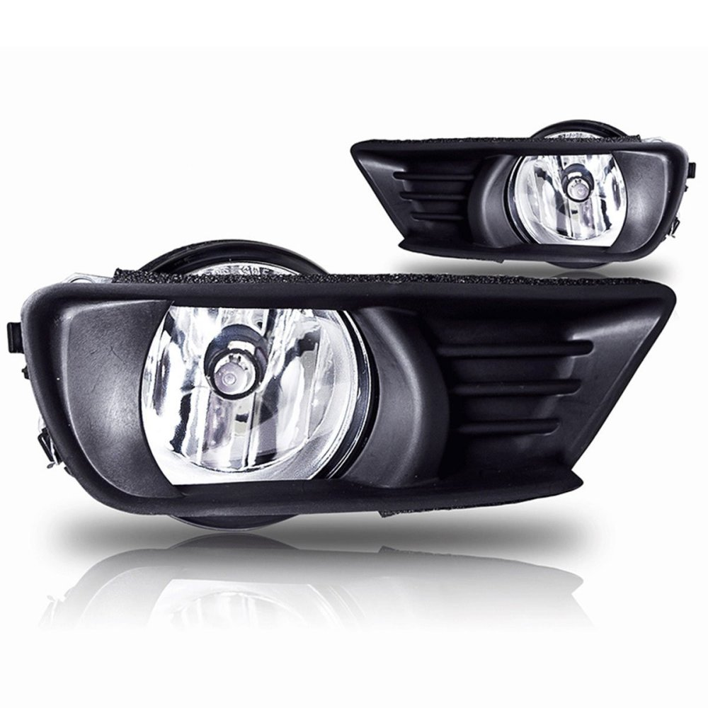 medium resolution of 07 09 toyota camry oem fog light clear wiring kit included dot sae approved made by oem approved manufacturer that meets or exceeds oe
