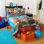 Paw Patrol Microfiber Comforter Kids Bedding Blue Rescue Crew Twin Walmart Com Walmart Com