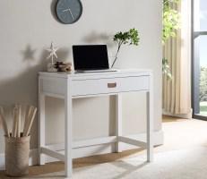 Adelaide Home & Office Workstation Computer Desk, White ...