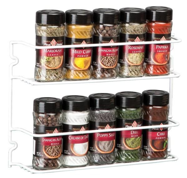 Spectrum Diversified Countertop Spice Rack